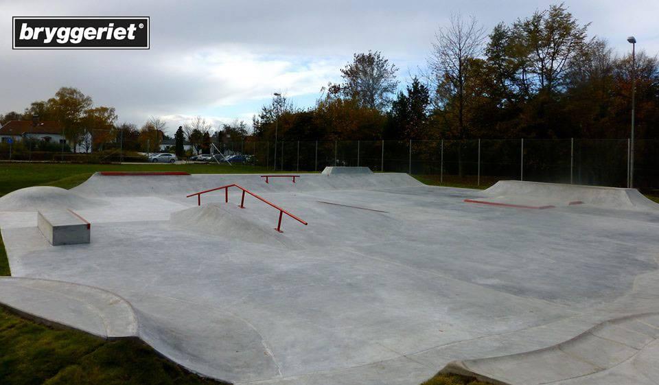 Åkarp Skatepark. 2013