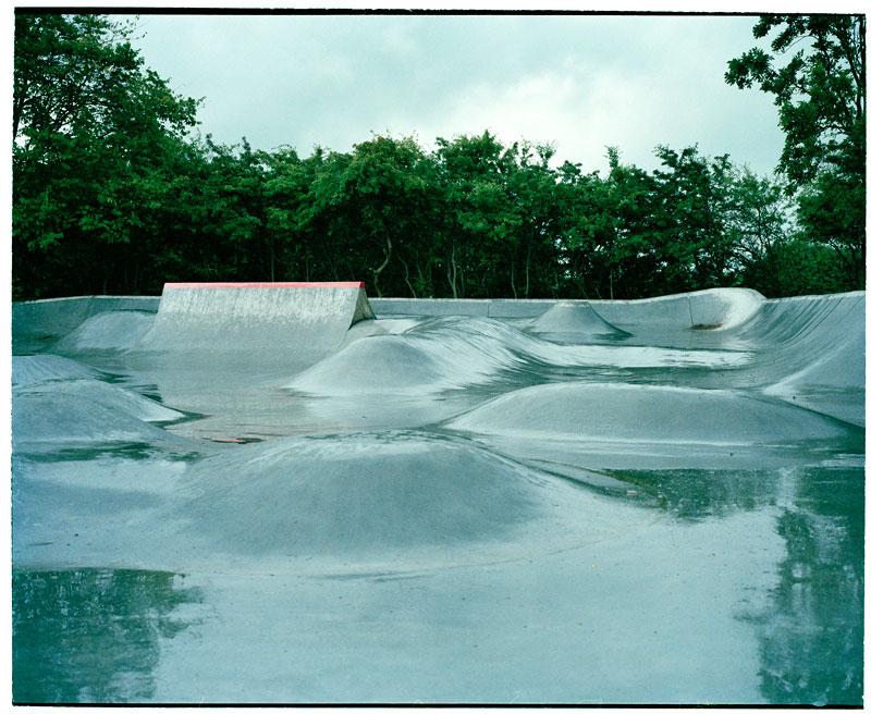 Sibbarp Skatepark. 2008