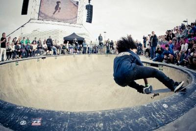 Steven Reeves, fs crailslide, foto: Martin Pålsson
