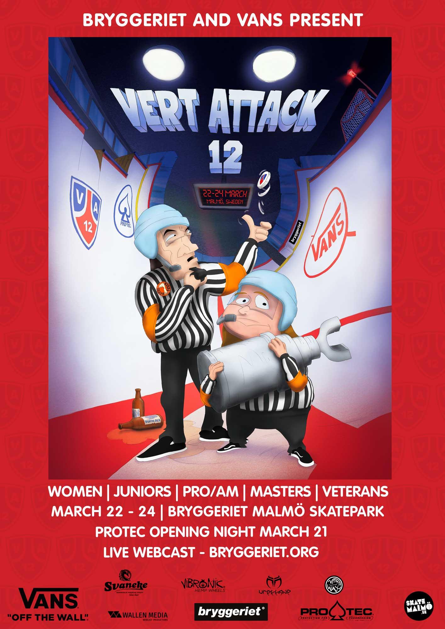 Vert-Attack-2018-poster