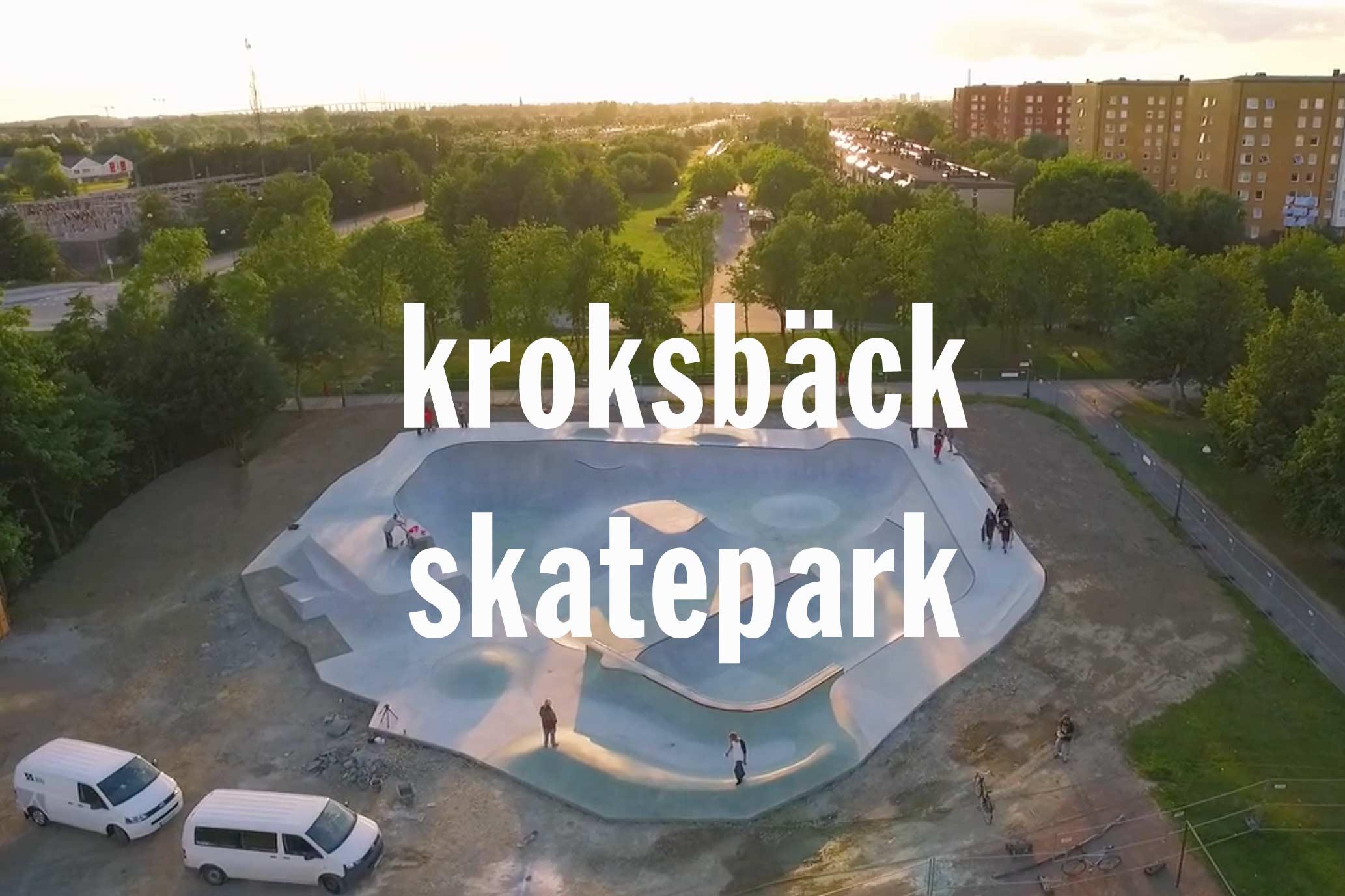 kroksbäck-skatepark