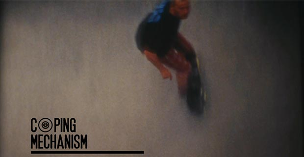 Coping Mechanism – en film om Malmö, skateboarding och betong