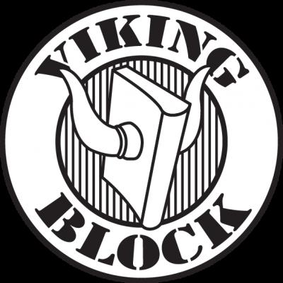 vikingblocklogo_b&w