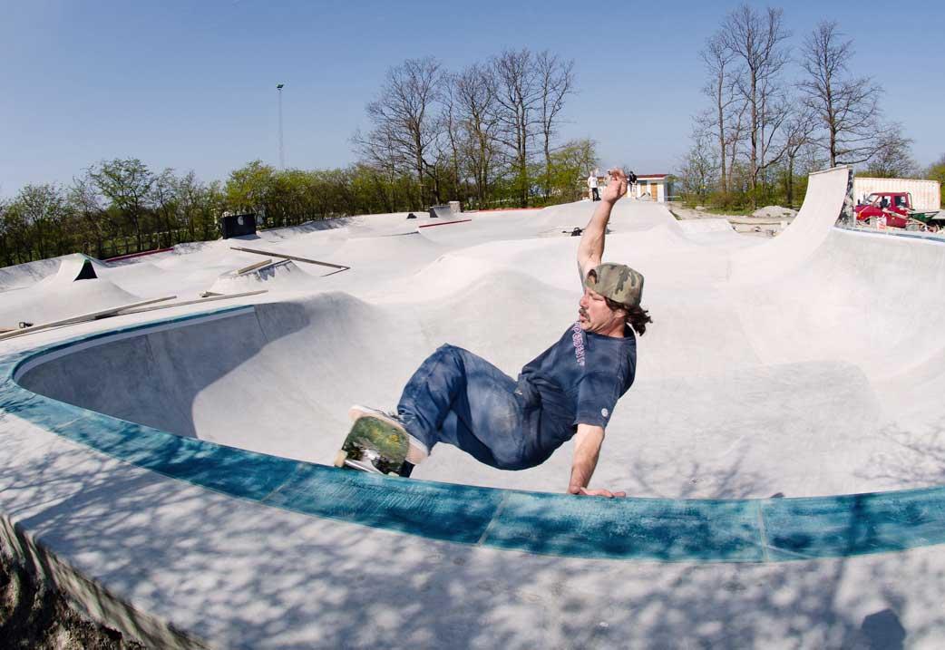 Will Taylor / Sibbarp Skatepark / Foto Eken