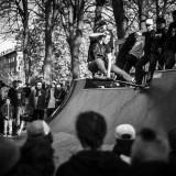 Emma Fastesson Lindgren / frontside crailslide / foto Ramin