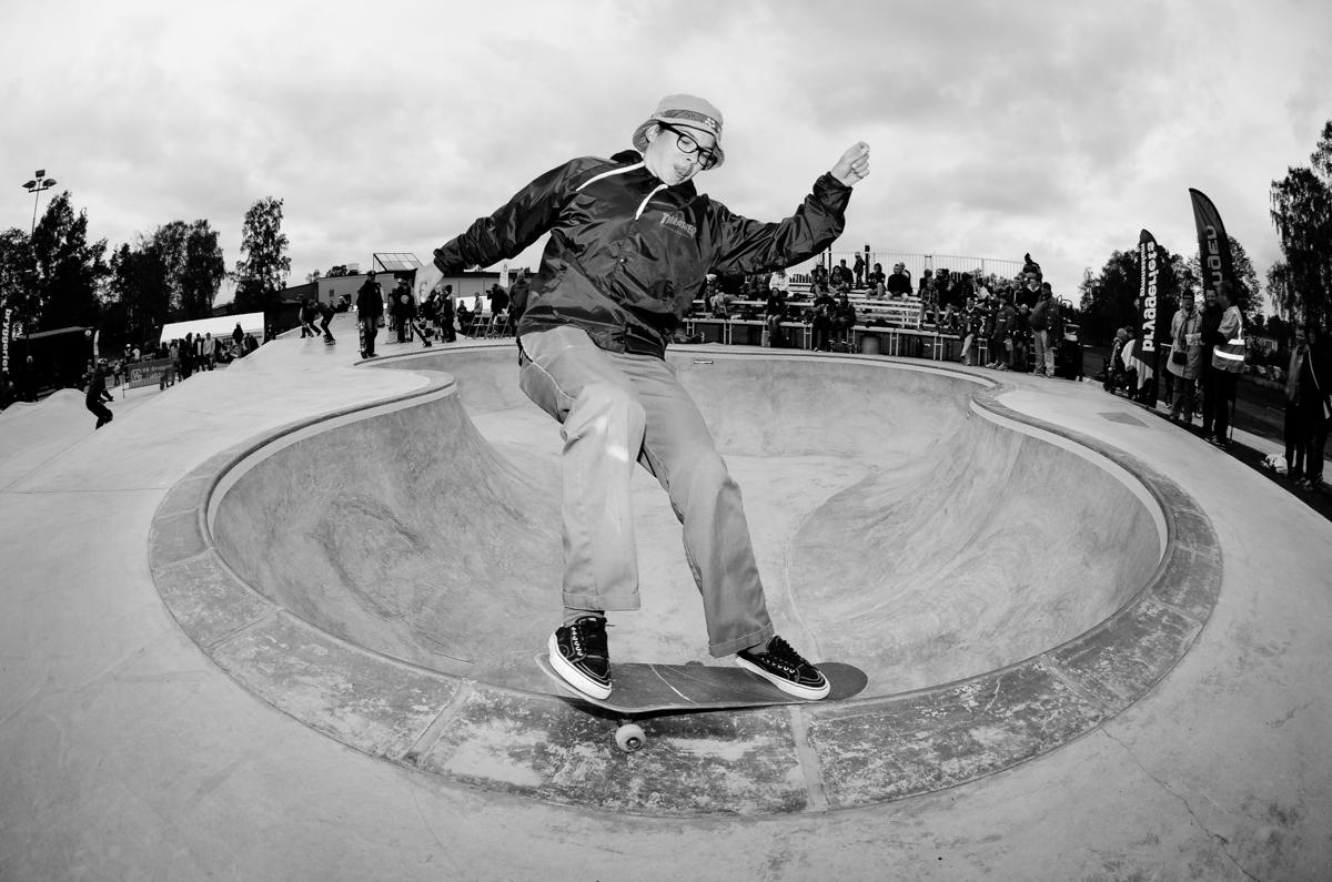 Kalle Berglind / Smithgrind / Foto Henry Forsnor