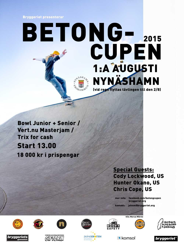 Betongcupen2015_Nynäshamn-poster