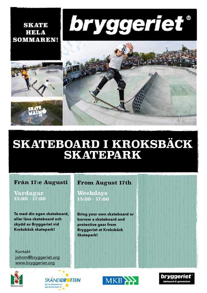 Skate-i-Kroksbäckhöst