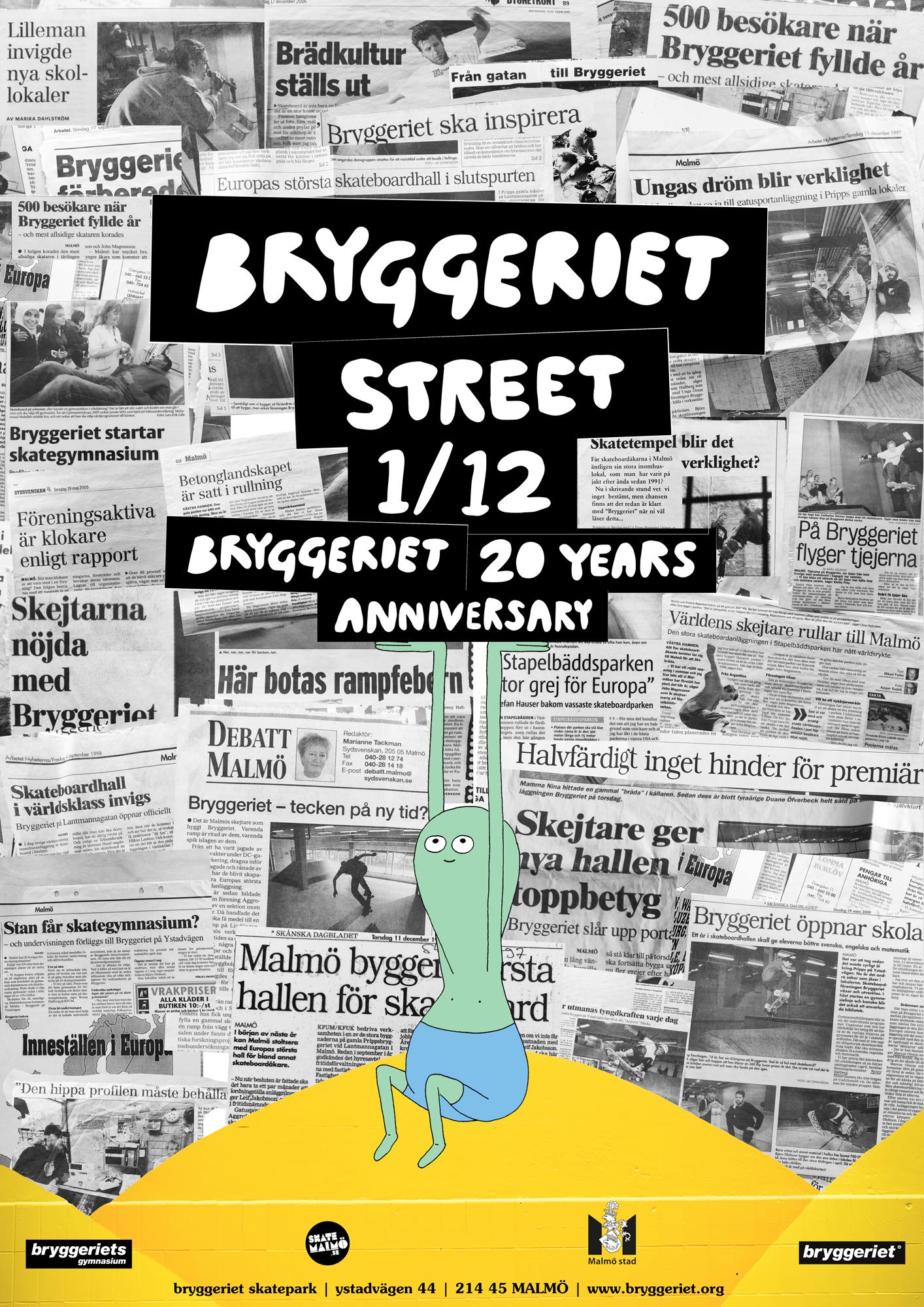 Bryggeriet-Street-2018-poster