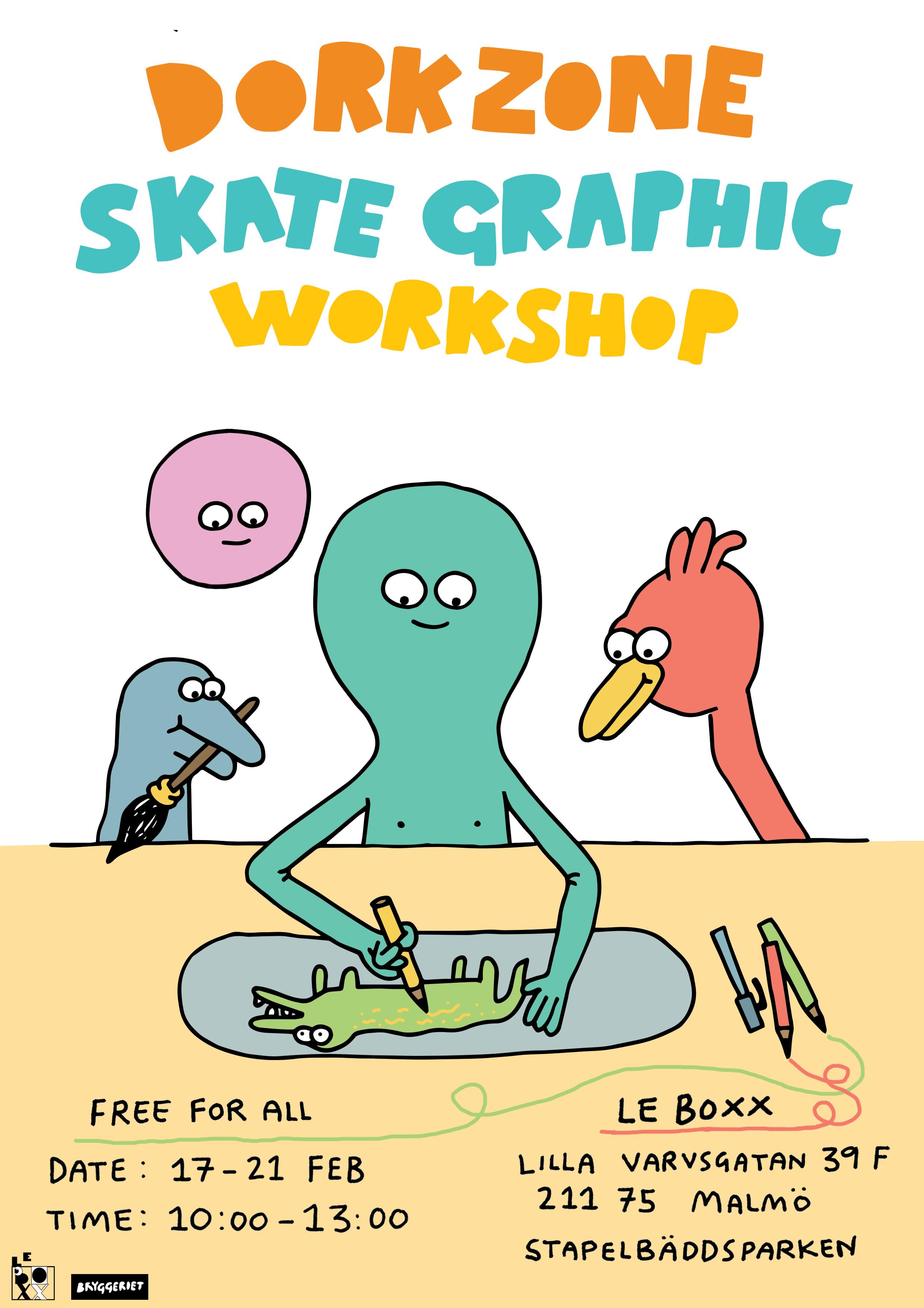workshop poster decks RGB